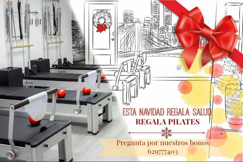 Regala salud, regala Pilates